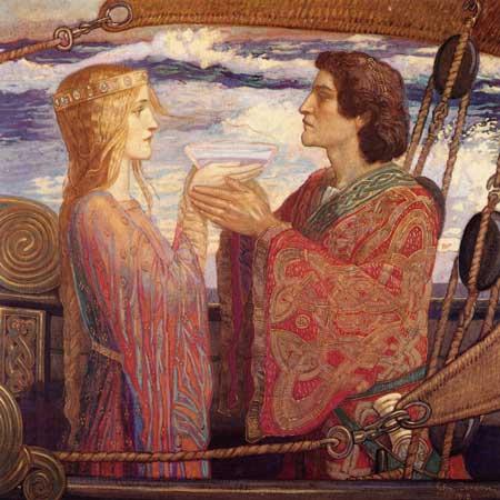 John Duncan - Tristan and Isolda