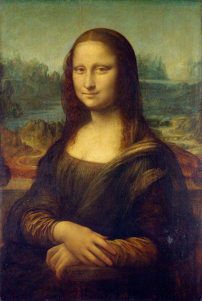 Leonardo da Vinci - Mona Lisa (La Gioconda), ca. 1503-05