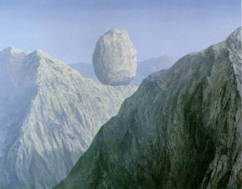René Magritte - The Glass Key