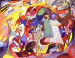 Wassily Kandinsky - All Saints I