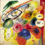 Wassily Kandinsky - Black Lines