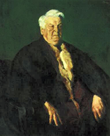 Corneliu Baba - Mihail Sadoveanu