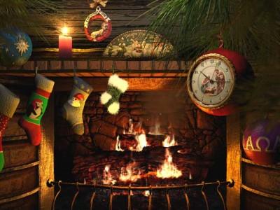 fireside-christmas