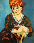 Henri Matisse - Madras Rouge