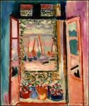 Henri Matisse - Open Window, Collioure