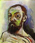 Henri Matisse - Self-Portrait in a Striped T-shirt
