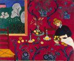 Henri Matisse - The Dessert.Harmony in Red