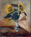 Henri Matisse - Vase of Sunflowers