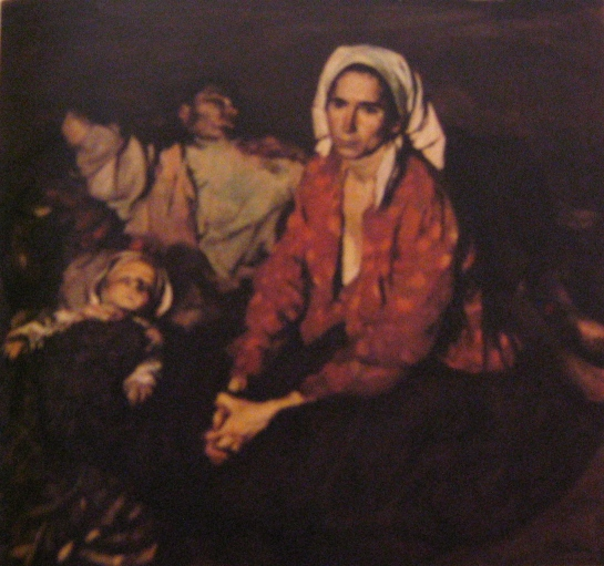 Corneliu Baba - Odihna pe camp