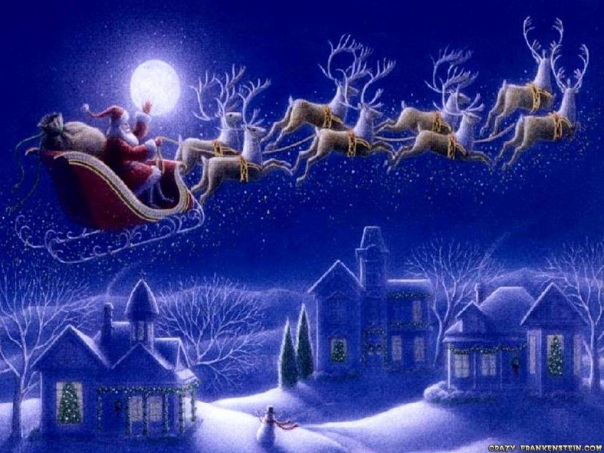 santa-claus-sleigh