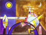 Wassily Kandinsky - The Great Gate of Kiev