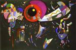 Wassily Kandinsky - Around the Circle