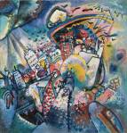 Wassily Kandinsky - Moscow