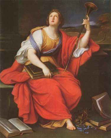 clio-muse-of-heroic-poetry-and-history-by-pierre-mignard