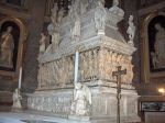 Frontside of the Ark of Saint Dominic, Basilica of Saint Dominic, Bologna, Italy