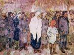 Nicolae Tonitza-Coada la paine
