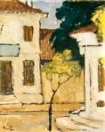 Nicolae Tonitza - Case la Mangalia