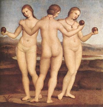 Rafael Sanzio - The Three Graces