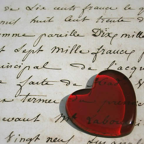 heart-and-love-letter