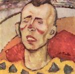 Nicolae Tonitza-Clovn