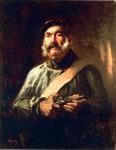 Nicolae Grigorescu  -Paznicul de la Chailly