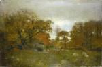 Nicolae Grigorescu - Toamna la Fontainebleau