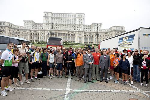 """Danube Tour by Bike 2009"""