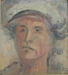Serban Petre - Autoportret