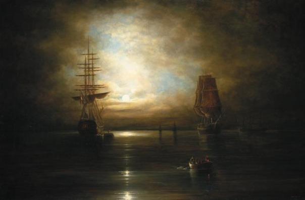 Cornelius Krieghoff - Marine