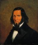Cornelius Krieghoff - Self-portrait, 1855