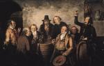 Cornelius Krieghoff - The Wine Tasters