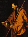 Diego Velazquez - Saint Thomas
