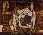 Egon Schiele - Blind Mother