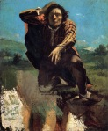 Gustave Courbet - The Desperate Man
