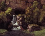 Gustave Courbet - The Source of the Lison