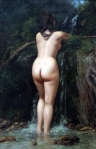 Gustave Courbet - The Source