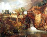 John Constable - Parham Mill at Gillingham