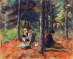 Robert Henri - Artists in the Woods