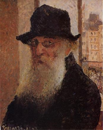 Camille Pissarro - Self-portrait, 1903