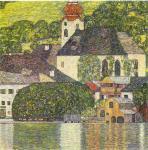 Gustav Klimt - Church in Unterach on the Attersee