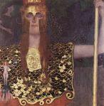 Gustav Klimt - Pallas Athena