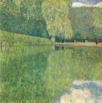 Gustav Klimt - Park of Schönbrunn