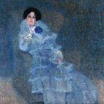 Gustav Klimt - Portrait of Marie Henneberg