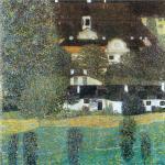 Gustav Klimt - Schloss Kammer am Attersee, II