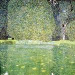 Gustav Klimt - The Park of Schloss Kammer