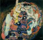 Gustav Klimt - The Virgin