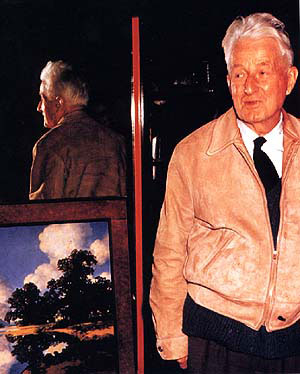 Maxfield Parrish-photo