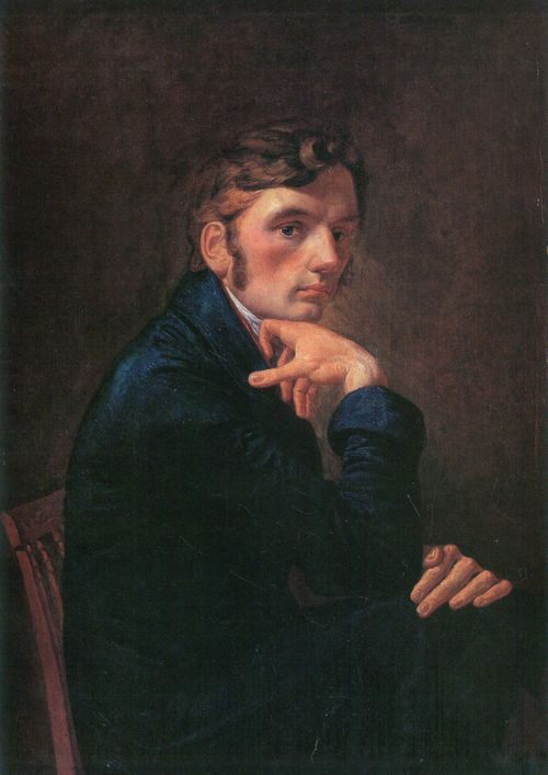 Philipp Otto Runge - Self Portrait