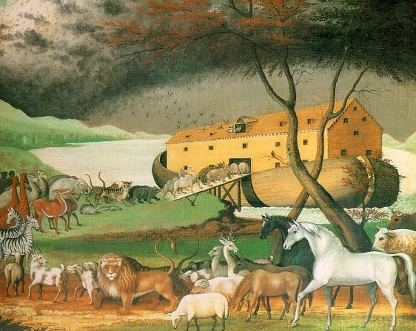 edward hicks-noahs ark