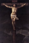Jacques-Louis David - Christ on the Cross